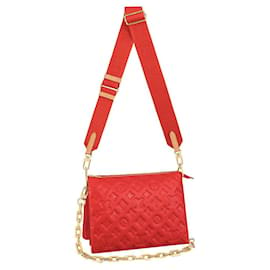 Louis Vuitton-LV Coussin Red new-Red