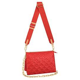 Louis Vuitton-LV Coussin Red novo-Vermelho