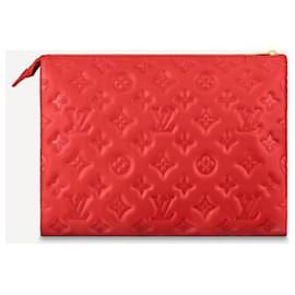Louis Vuitton-LV Coussin Red nouveau-Rouge