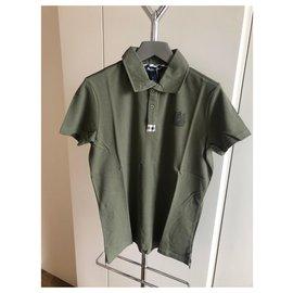 Aquascutum-AQUASCUTUM  3 Polo shirt new-Multiple colors