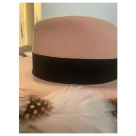 Chanel-Chanel hat-Pink