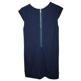 Armani-Navy blue dress-Blue,Navy blue