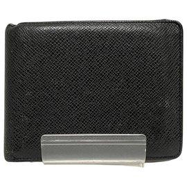Louis Vuitton-Louis Vuitton Portefeuille Florin-Black