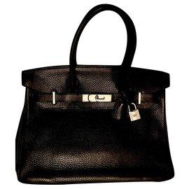 Hermès-Birkin 30-Black