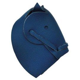 Hermès-Bag charms-Blue