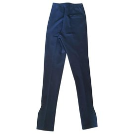 Balenciaga-Black Archetype Slim Tracksuit Pants-Black