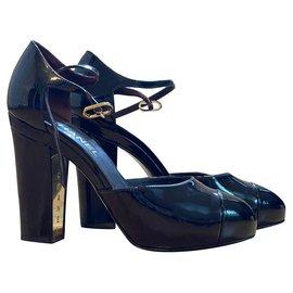 Chanel-Heels-Black