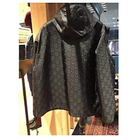 Gucci-Gucci jacket off the grid-Black