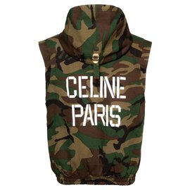 Céline-SOLD OUT Current Collection-Green