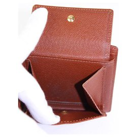 Louis Vuitton-Monogram Slender Multiple Florin Marco Men's Bifold Wallet-Other