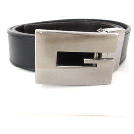 Gucci-GUCCI Belt-Black