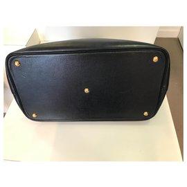 Hermès-Hermès Bolide bag-Black
