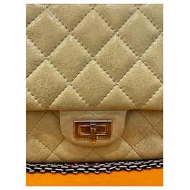 Chanel-Chanel 2.55 Reedição 226 Pistachio Color Bag-Verde