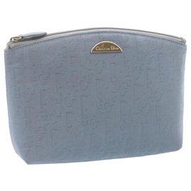 Dior-Dior Clutch Bag-Blue