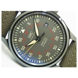 IWC-IWC Pilot's watch mark18 Top Gun Miramar IW324702 Mens-Grey
