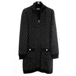 Chanel-2020 NO5 Dress-Black