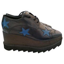 Stella Mc Cartney-ELYSE-Blue,Navy blue