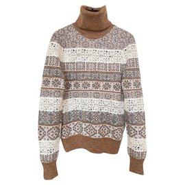 Chanel-New Paris-ROME Lace Sweater-Multiple colors