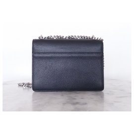 Saint Laurent-SAINT LAURENT YSL Sunset Small bag-Black