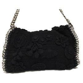 Stella Mc Cartney-Stella McCartney Shoulder bag-Black