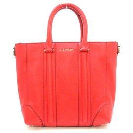 Givenchy-Givenchy Handbag-Red
