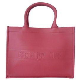 Dior-Pink Dior Book Tote bag-Pink