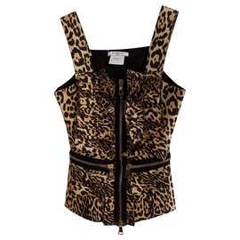 Givenchy-Tops-Leopard print