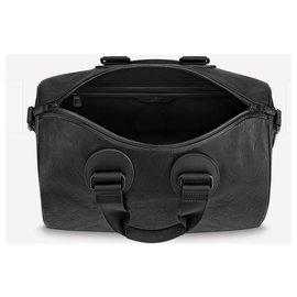 Louis Vuitton-LV speedy 40 Black-Black