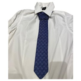 Lanvin-Lanvin tie never worn-Blue