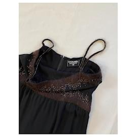 Chanel-Dresses-Brown,Black