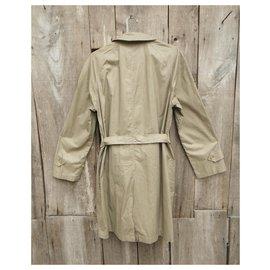 Burberry-Burberry Traveler men's raincoat vintage t 44-Beige
