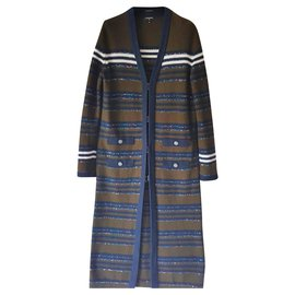 Chanel-2020 Cruise Long Cardigan-Multiple colors