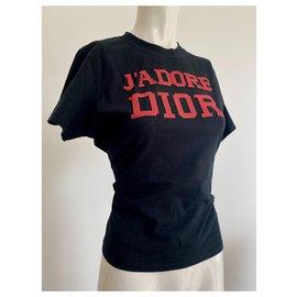 Dior-J'adore dior top-Black,Red