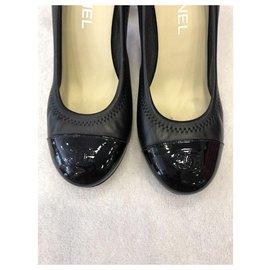 Chanel-High heel-Black
