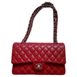 Chanel-TIMELESS-Red