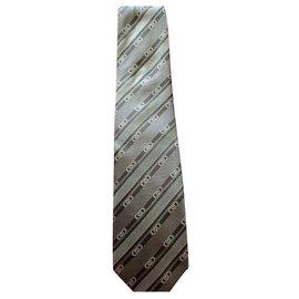 Bulgari-Ties-Dark grey