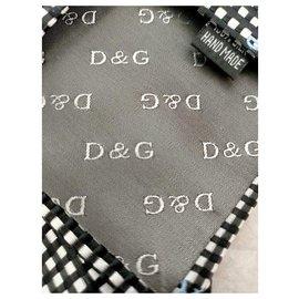 Dolce & Gabbana-soie-Grey