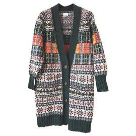 Chanel-NEW Emerald ''Edinburgh'' Cardi Coat-Multiple colors