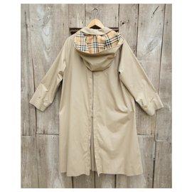 Burberry-Burberry woman raincoat vintage t 46-Beige