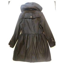 Burberry-Coat-Black