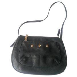 Yves Saint Laurent-Clutch bags-Black