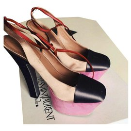 Yves Saint Laurent-YSL Obession heels-Multiple colors