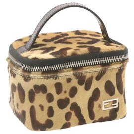Fendi-Fendi Clutch bag-Beige