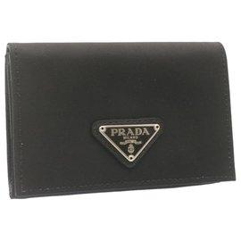 Prada-PRADA wallet-Black