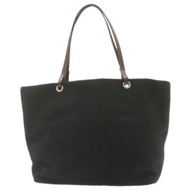 Fendi-Fendi tote bag-Black