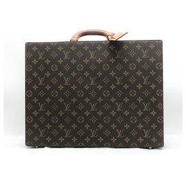Louis Vuitton-Louis Vuitton - President Briefcase-Brown