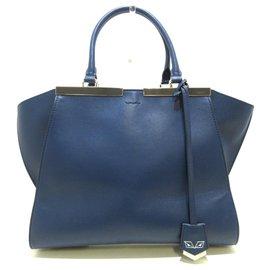 Fendi-Fendi 3Jours-Navy blue