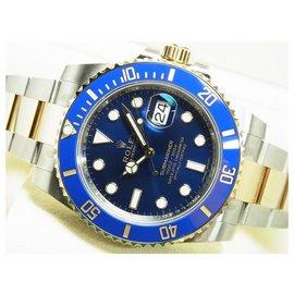 Rolex-ROLEX Submariner date blue conbination Ref.116613LB '20 receipt Mens-Blue