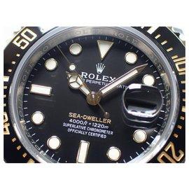 Rolex-ROLEX Sea-Dweller conbination 43 mm ref.126603 Mens-Black
