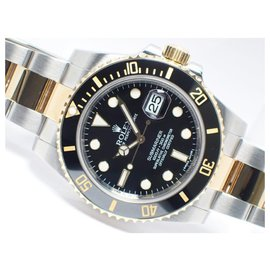 Rolex-ROLEX Submariner Date conbination black 116613LN V series Mens-Black